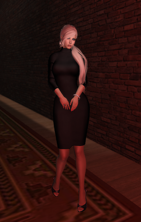 Skull Dress by Dead Dollz 2