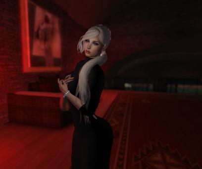 Skull Dress by Dead Dollz 4