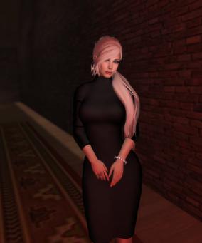 Skull Dress by Dead Dollz