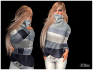 erratic Laura sweater comp