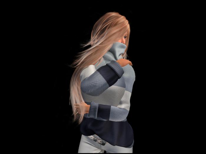 erratic Laura sweater